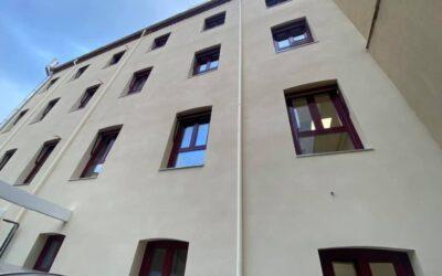 Aislamiento de fachada con SATE